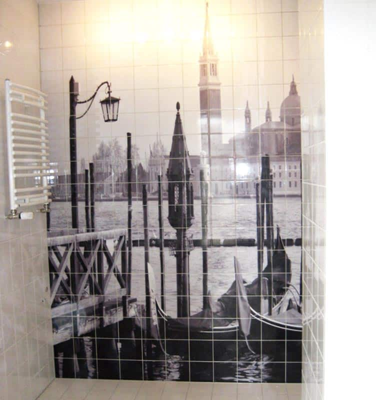 bathroom wall art uk